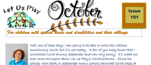October Newsletter 21